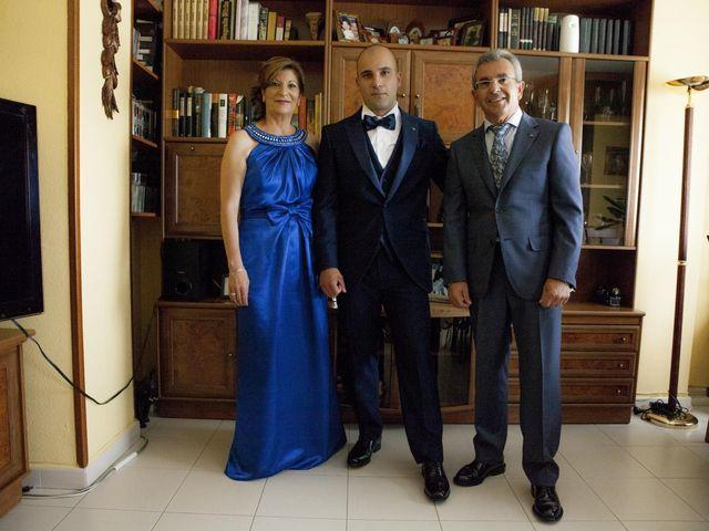 La boda de Daniel y Cristina en Las Rozas De Madrid, Madrid 65
