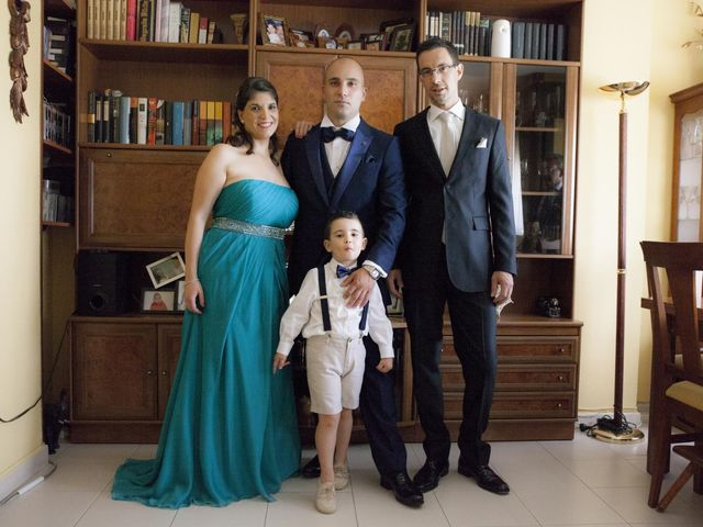 La boda de Daniel y Cristina en Las Rozas De Madrid, Madrid 67