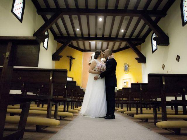 La boda de Daniel y Cristina en Las Rozas De Madrid, Madrid 69
