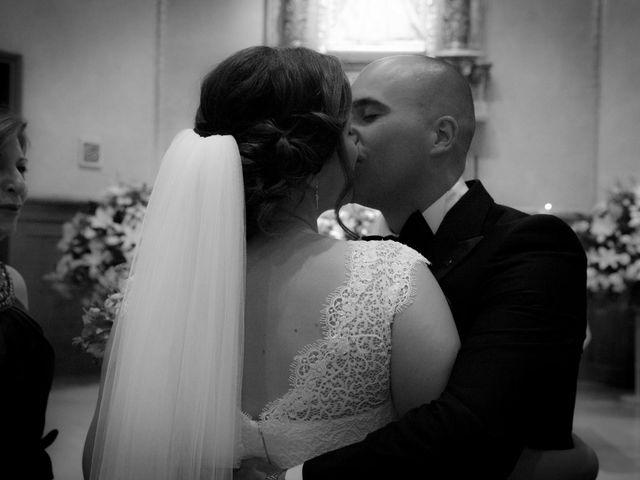 La boda de Daniel y Cristina en Las Rozas De Madrid, Madrid 70