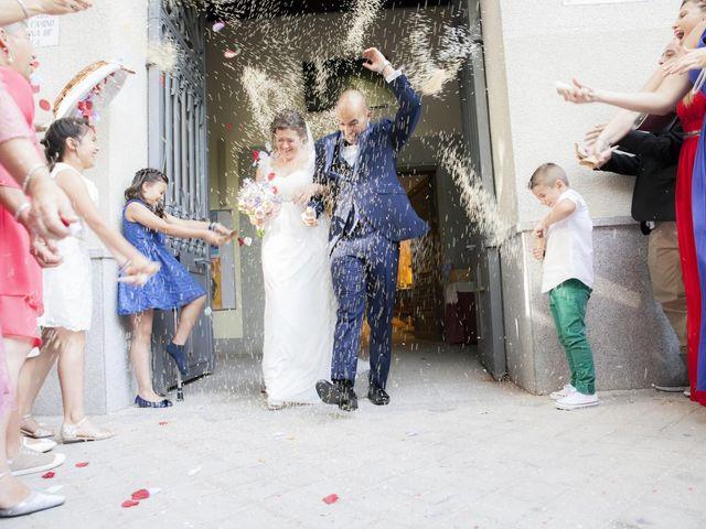 La boda de Daniel y Cristina en Las Rozas De Madrid, Madrid 71