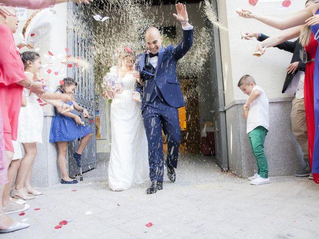 La boda de Daniel y Cristina en Las Rozas De Madrid, Madrid 72