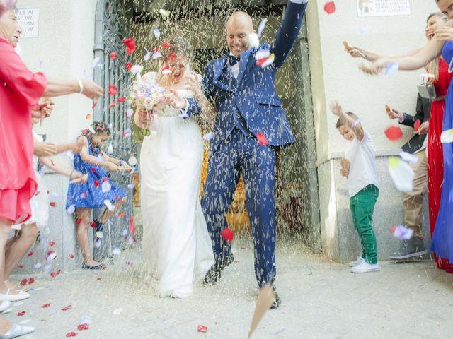 La boda de Daniel y Cristina en Las Rozas De Madrid, Madrid 73