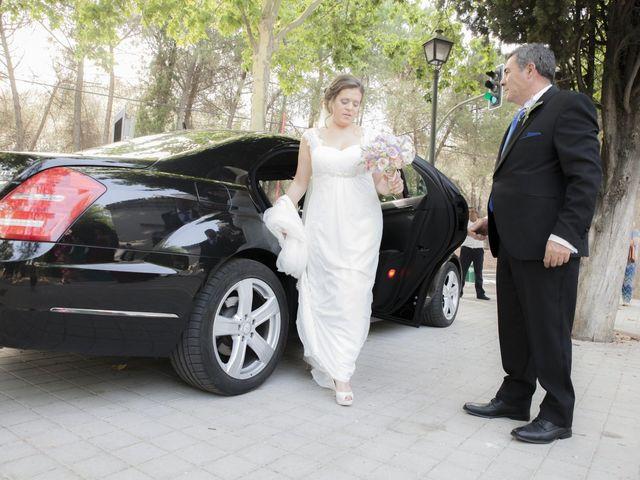La boda de Daniel y Cristina en Las Rozas De Madrid, Madrid 77