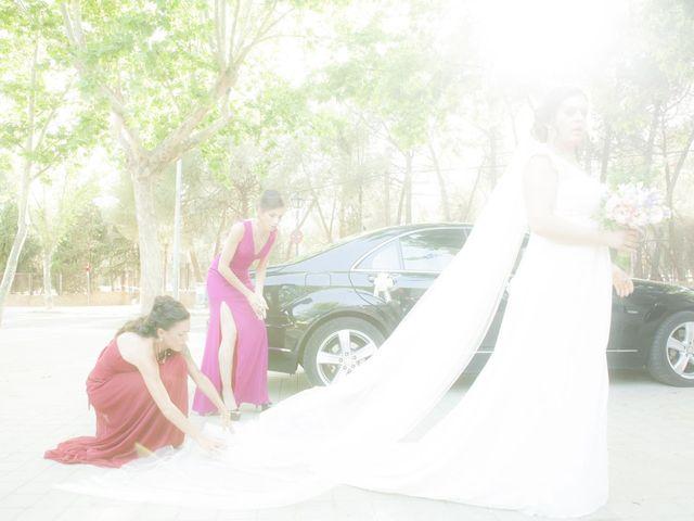 La boda de Daniel y Cristina en Las Rozas De Madrid, Madrid 78