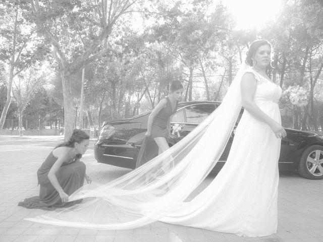 La boda de Daniel y Cristina en Las Rozas De Madrid, Madrid 79