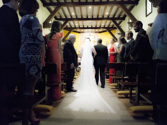 La boda de Daniel y Cristina en Las Rozas De Madrid, Madrid 81