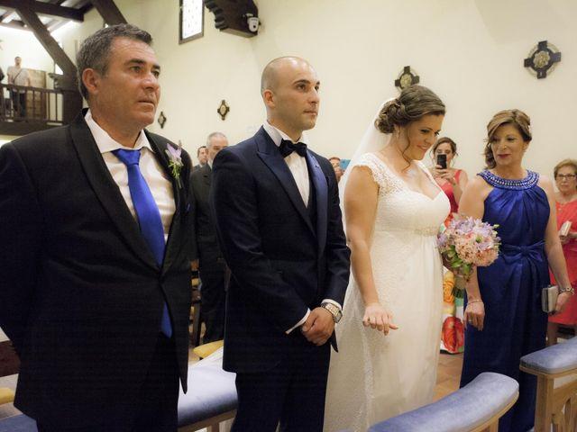 La boda de Daniel y Cristina en Las Rozas De Madrid, Madrid 83