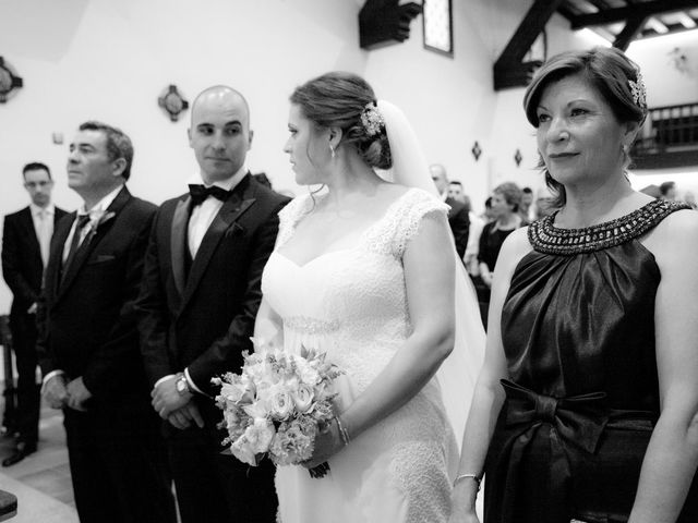 La boda de Daniel y Cristina en Las Rozas De Madrid, Madrid 90