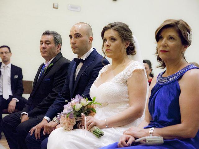 La boda de Daniel y Cristina en Las Rozas De Madrid, Madrid 92