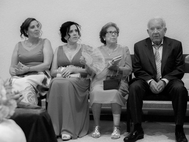 La boda de Daniel y Cristina en Las Rozas De Madrid, Madrid 94