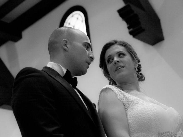 La boda de Daniel y Cristina en Las Rozas De Madrid, Madrid 104
