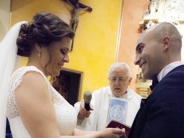 La boda de Daniel y Cristina en Las Rozas De Madrid, Madrid 110