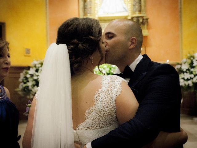 La boda de Daniel y Cristina en Las Rozas De Madrid, Madrid 113