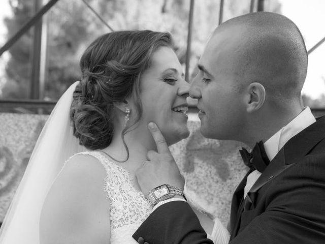 La boda de Daniel y Cristina en Las Rozas De Madrid, Madrid 114
