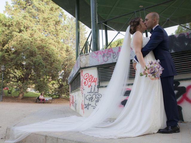 La boda de Daniel y Cristina en Las Rozas De Madrid, Madrid 115