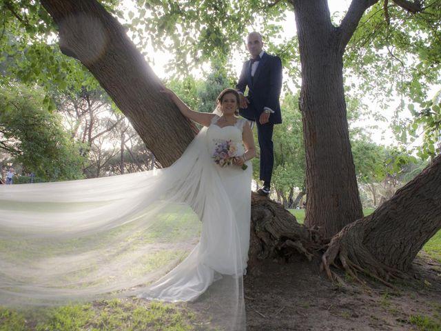 La boda de Daniel y Cristina en Las Rozas De Madrid, Madrid 116