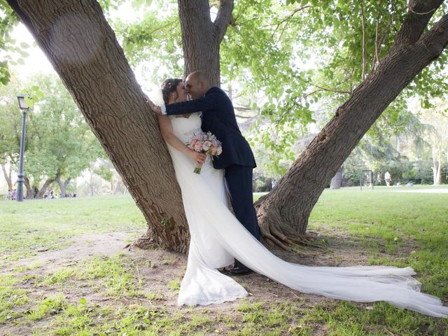 La boda de Daniel y Cristina en Las Rozas De Madrid, Madrid 117
