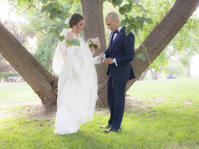 La boda de Daniel y Cristina en Las Rozas De Madrid, Madrid 119