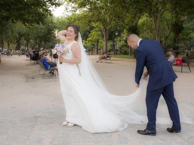 La boda de Daniel y Cristina en Las Rozas De Madrid, Madrid 127