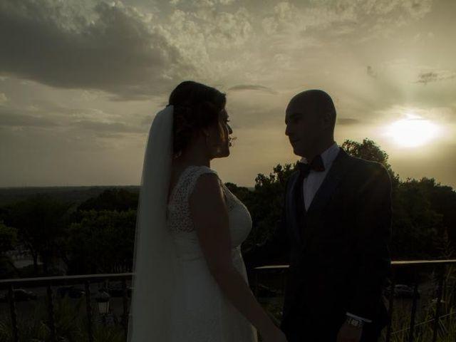 La boda de Daniel y Cristina en Las Rozas De Madrid, Madrid 128