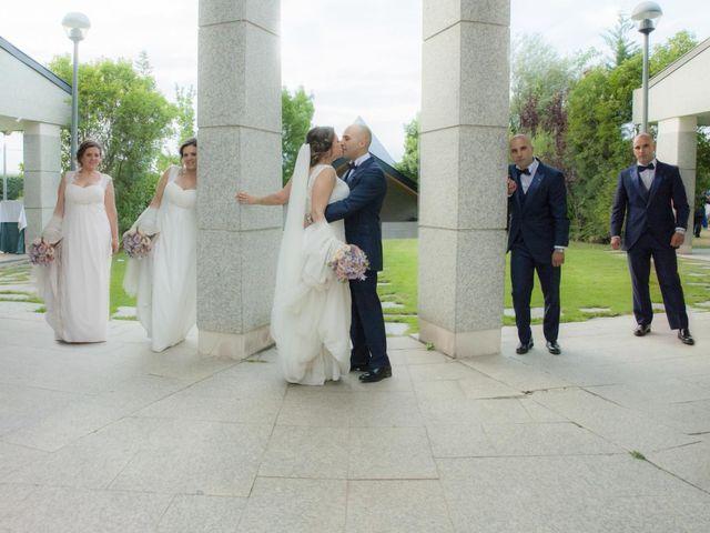La boda de Daniel y Cristina en Las Rozas De Madrid, Madrid 130