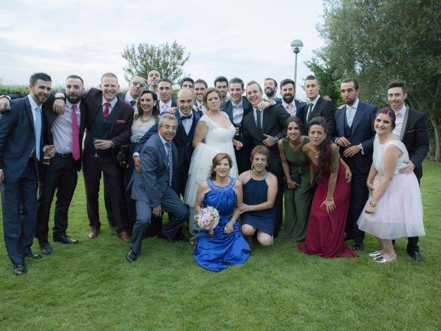 La boda de Daniel y Cristina en Las Rozas De Madrid, Madrid 133