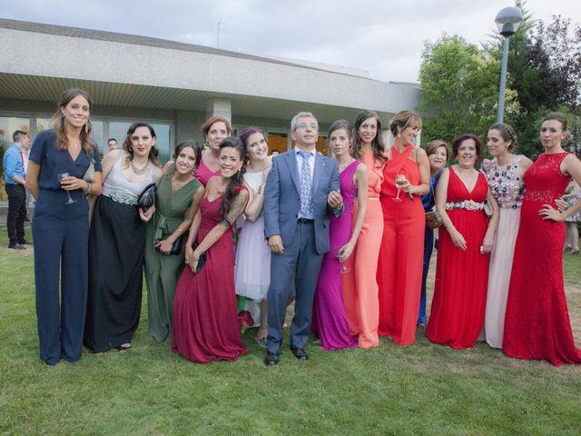 La boda de Daniel y Cristina en Las Rozas De Madrid, Madrid 134