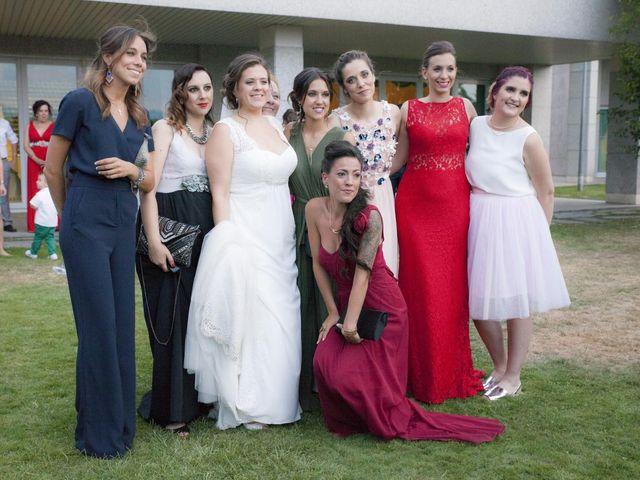 La boda de Daniel y Cristina en Las Rozas De Madrid, Madrid 135