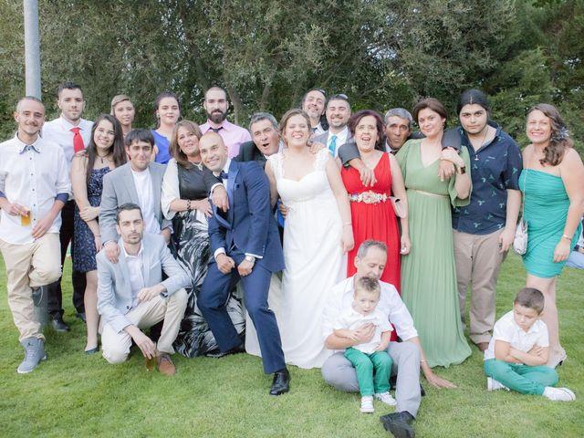 La boda de Daniel y Cristina en Las Rozas De Madrid, Madrid 136