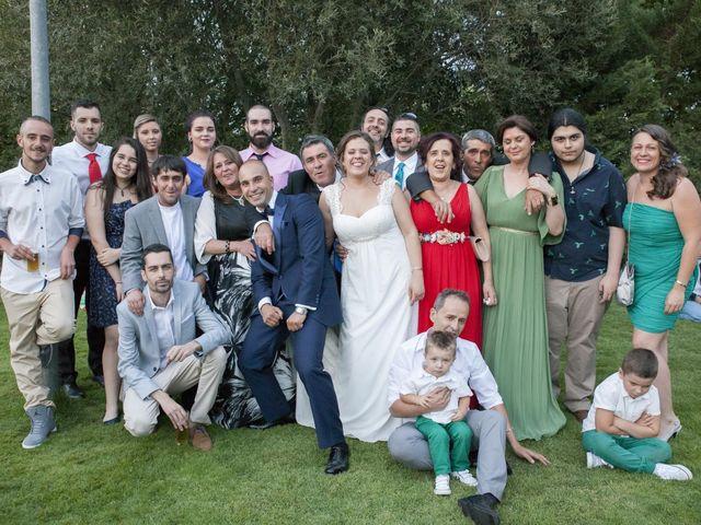 La boda de Daniel y Cristina en Las Rozas De Madrid, Madrid 137