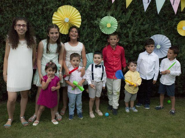 La boda de Daniel y Cristina en Las Rozas De Madrid, Madrid 139