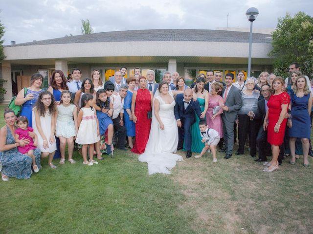 La boda de Daniel y Cristina en Las Rozas De Madrid, Madrid 140