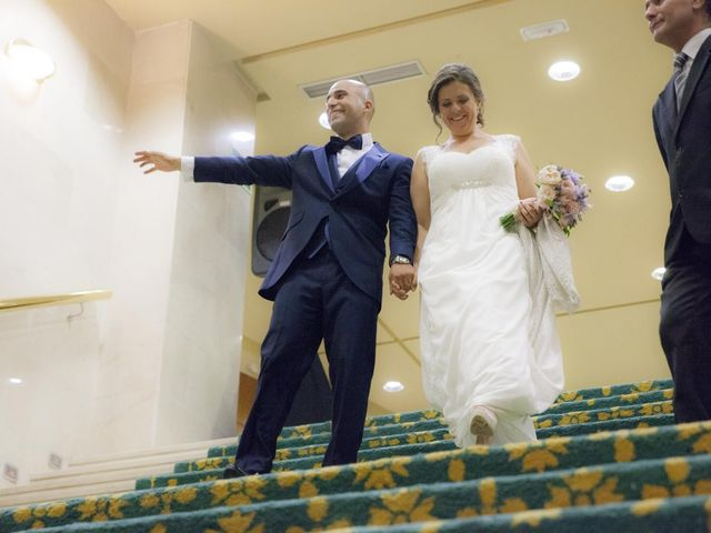 La boda de Daniel y Cristina en Las Rozas De Madrid, Madrid 143