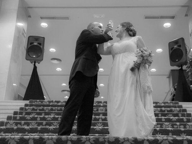 La boda de Daniel y Cristina en Las Rozas De Madrid, Madrid 144