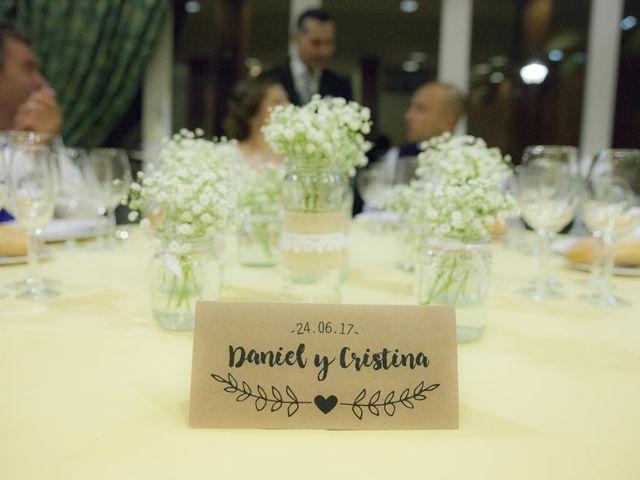 La boda de Daniel y Cristina en Las Rozas De Madrid, Madrid 145