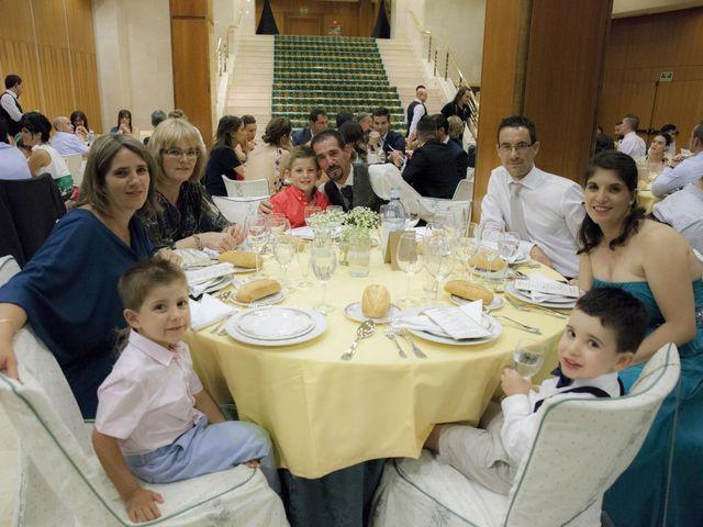 La boda de Daniel y Cristina en Las Rozas De Madrid, Madrid 148