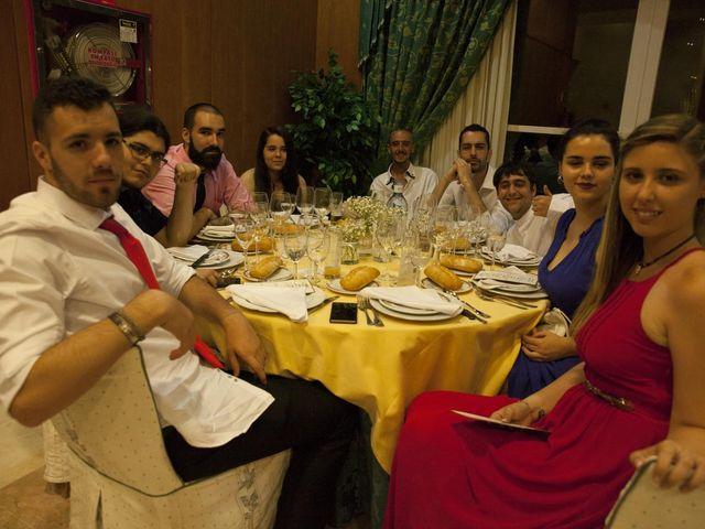 La boda de Daniel y Cristina en Las Rozas De Madrid, Madrid 149