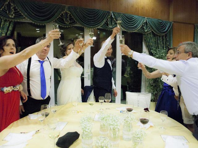 La boda de Daniel y Cristina en Las Rozas De Madrid, Madrid 151