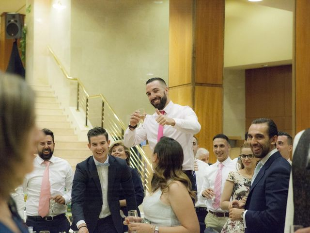 La boda de Daniel y Cristina en Las Rozas De Madrid, Madrid 152