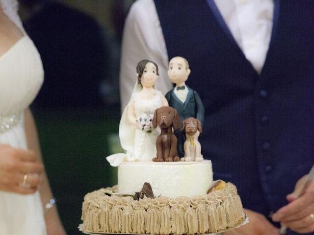 La boda de Daniel y Cristina en Las Rozas De Madrid, Madrid 153