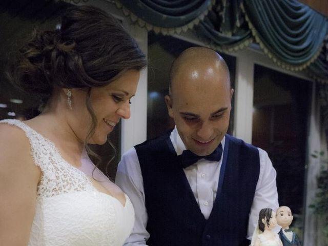 La boda de Daniel y Cristina en Las Rozas De Madrid, Madrid 154