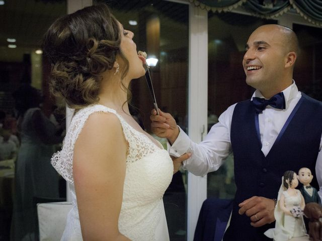 La boda de Daniel y Cristina en Las Rozas De Madrid, Madrid 155