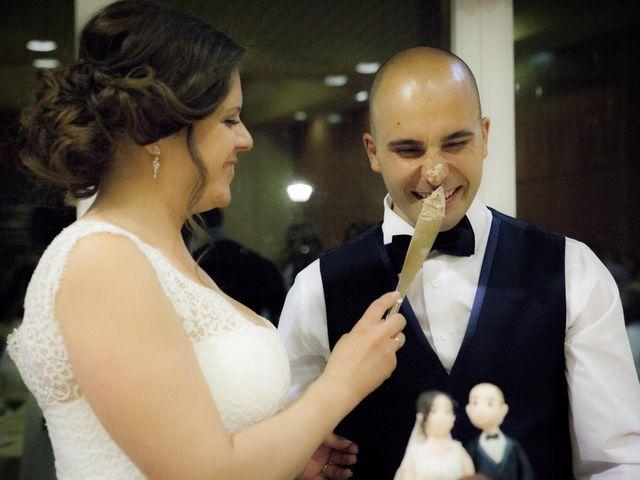 La boda de Daniel y Cristina en Las Rozas De Madrid, Madrid 156