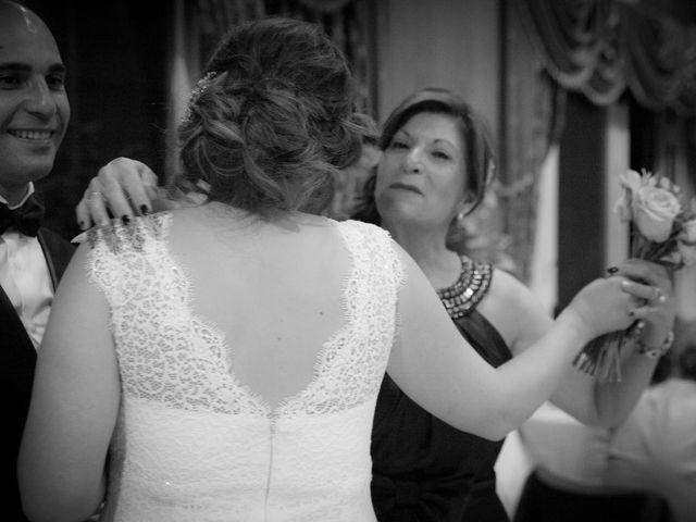 La boda de Daniel y Cristina en Las Rozas De Madrid, Madrid 158