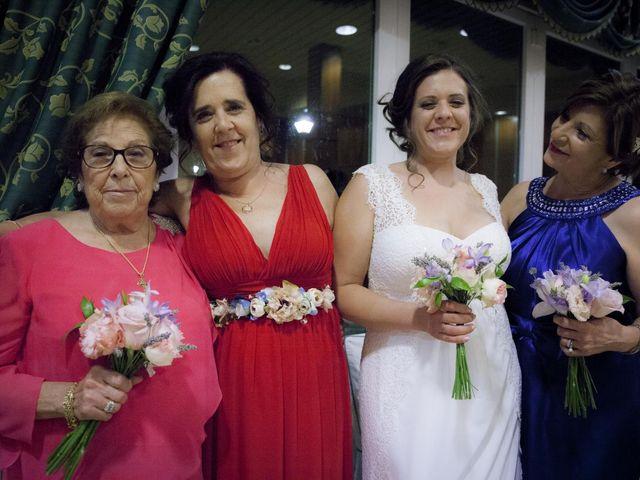 La boda de Daniel y Cristina en Las Rozas De Madrid, Madrid 161