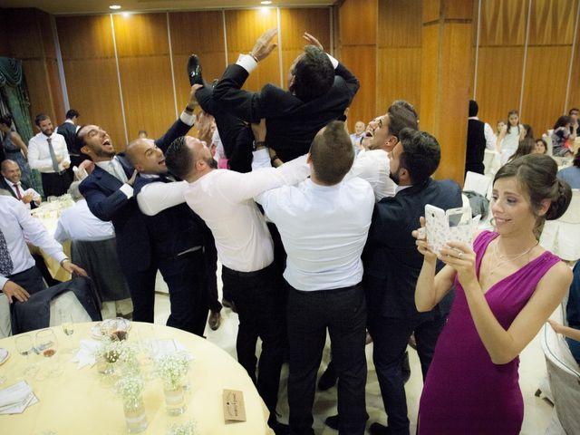 La boda de Daniel y Cristina en Las Rozas De Madrid, Madrid 163