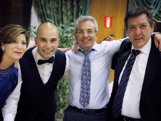 La boda de Daniel y Cristina en Las Rozas De Madrid, Madrid 165