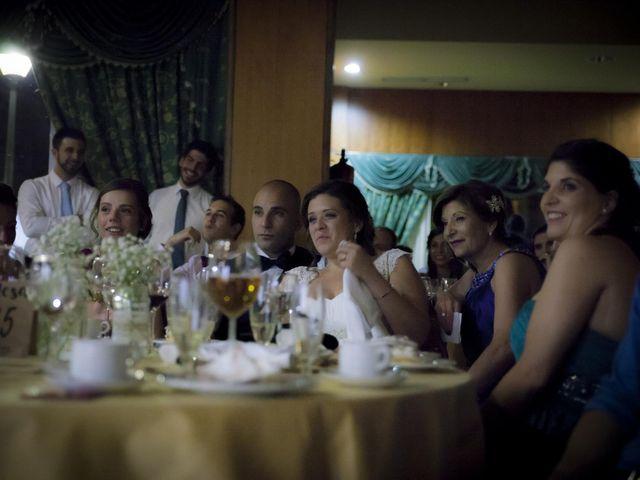 La boda de Daniel y Cristina en Las Rozas De Madrid, Madrid 171