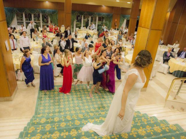 La boda de Daniel y Cristina en Las Rozas De Madrid, Madrid 175